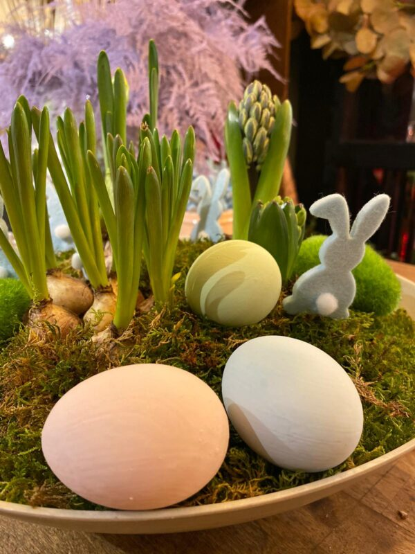 munadepüha lilleseade